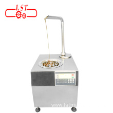Automatic small chocolate tempering machine